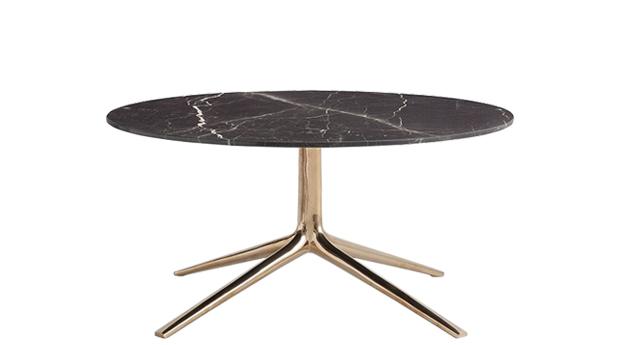 Stoliki Okrągłe Owalne Mondrian Mesmetric Concept Store